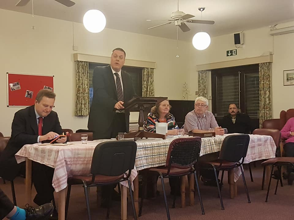 Understanding the other: the Coulsdon and Purley Debating Society
