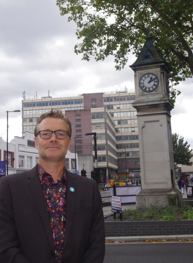 Interview with Alan Cook Brexit Party PPC for Old Bexley and Sidcup