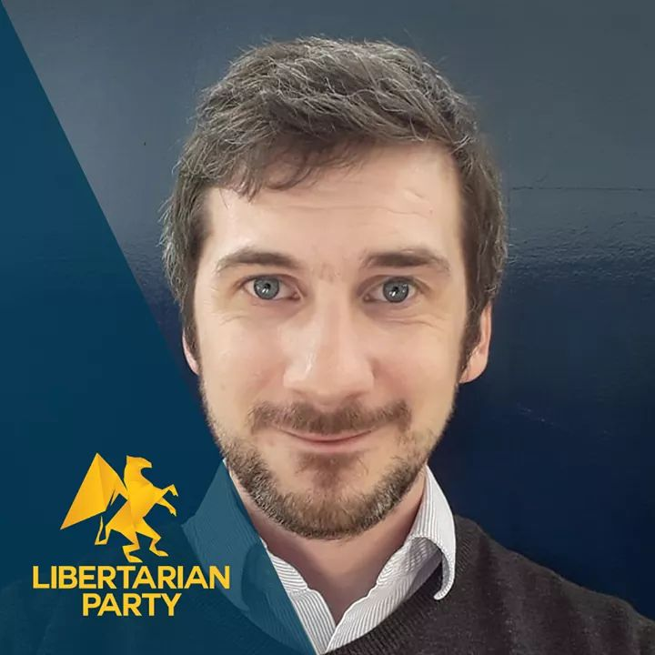Interview with Malachy McDermott, London Group Leader of the Libertarian Party