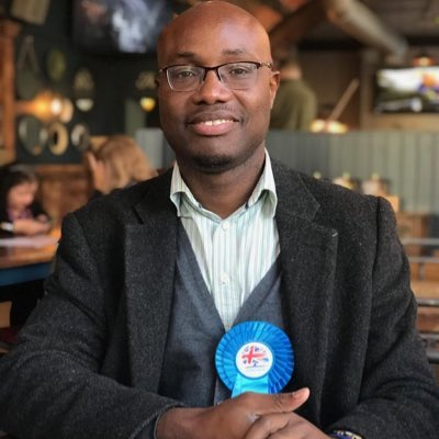 Interview with Donald Ekekhomen, the Conservative Parliamentary Candidate for Croydon North
