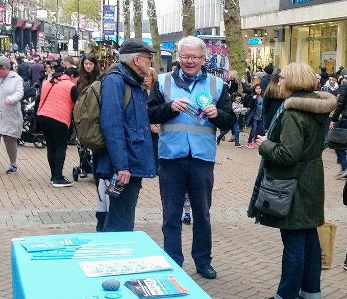 Is That It – Brexit Done? – Peter Sonnex Brexit Party Candidate for Croydon Central