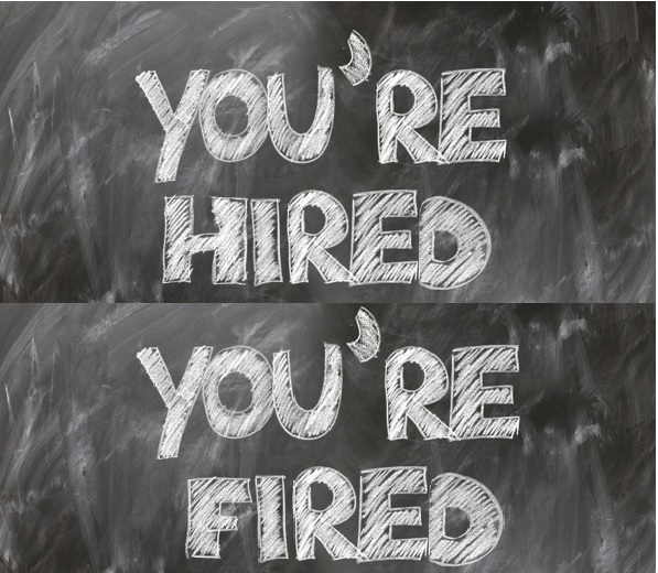 Fire and rehire